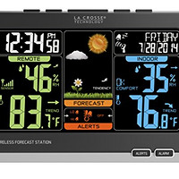 La Crosse 无线气象站 C83349