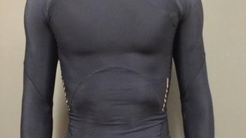 #有货自远方来#黑五剁入skins 思金斯 A400 男士压缩长袖上衣