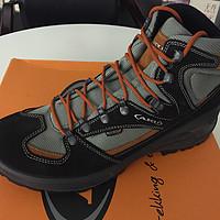 AKU Teton Gore-Tex® Hiking Boots 中帮防水徒步鞋 晒物