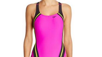 我的运动重启之旅 篇三:好身材游出来Speedo 速比涛 Quantum Splice一件式健身款泳衣