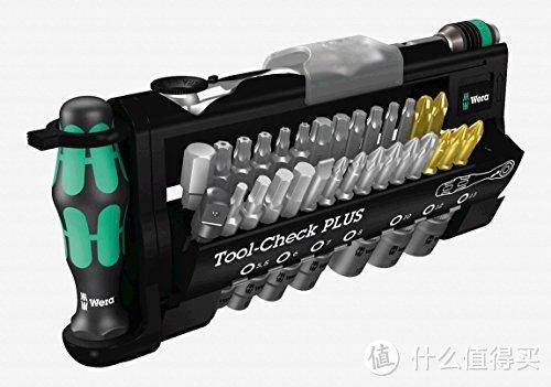 #有货自远方来# 一次任性的海淘Wera Tool-Check Plus Tool Set(39 Pieces)螺丝刀套装