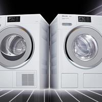 Miele烘干机T1和洗衣机W1简单使用介绍