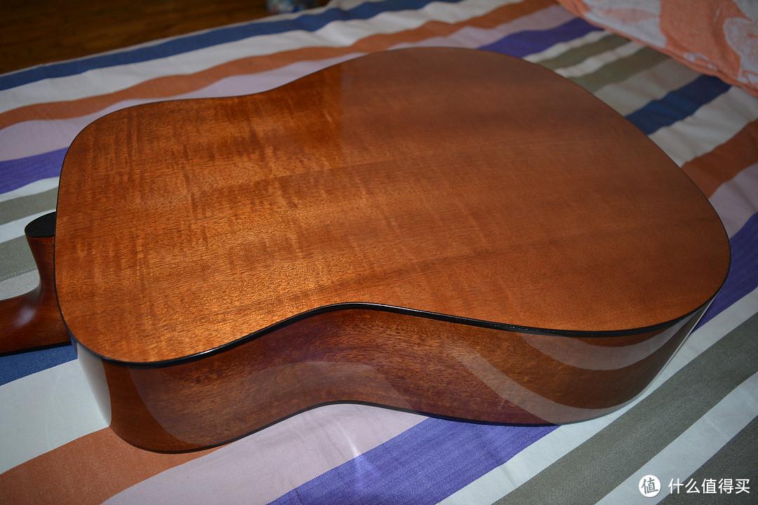 装完文艺就跑——YAMAHA 雅马哈 FG700S 41寸单板民谣吉他