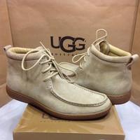 有货自远方来# UGG australia Ameheurst 男款休闲鞋