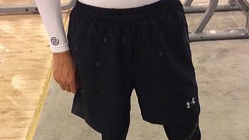 UNDER ARMOUR 安德玛 男子 Launch系列 5英寸 跑步短裤