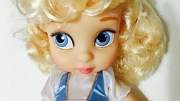 """#圣诞有礼# 每个""""小公主""""都有公主梦:Disney 迪士尼 Animators' Collection 动画师沙龙公主系列娃娃"""
