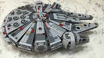 LEGO 乐高 75105-简装版千年隼