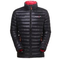 天石6034-V01 户外羽绒服上手体验,附与优衣库爆款对比