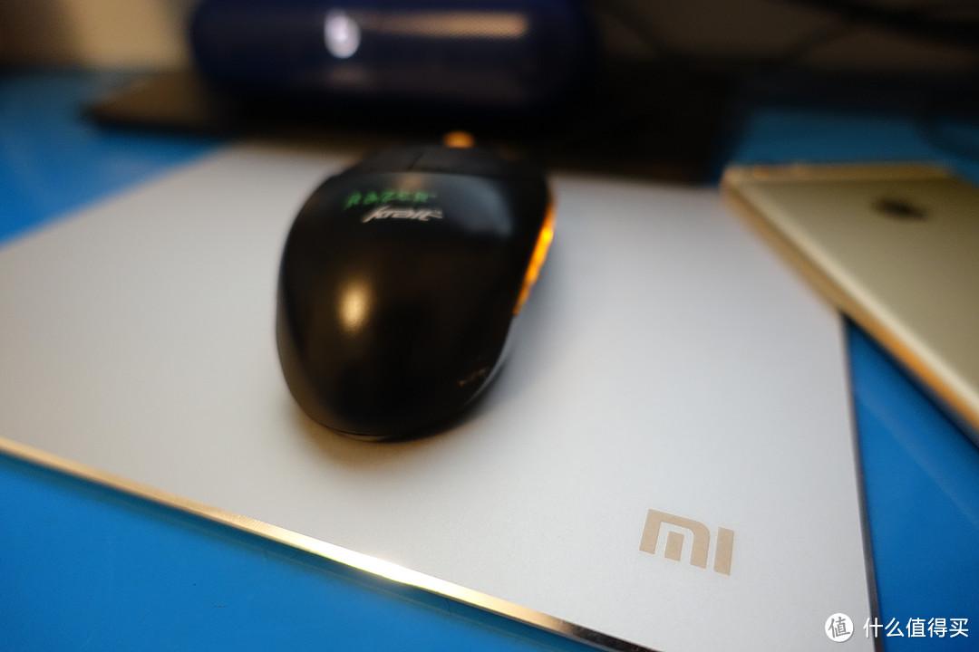 最强金属音:MI 小米 铝制鼠标垫小号 使用体验
