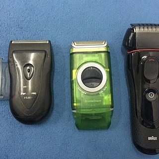 从岛国来的 BRAUN 博朗 Series 5 5030s 电动剃须刀 开箱