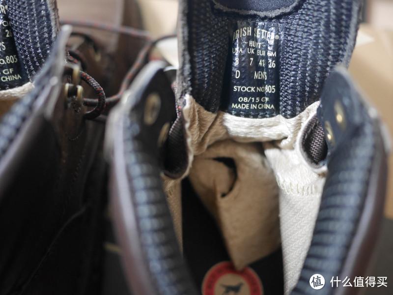 """开启狩猎模式:Irish Setter Men's 805 Havoc WP 7"""" Upland Boot 男鞋 开箱"""