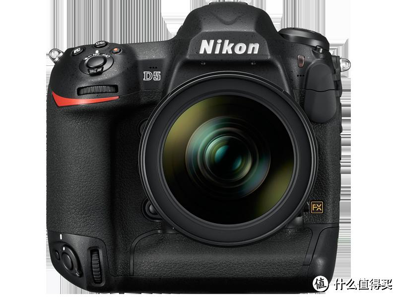 """原生ISO高达102400、""""单反最强""""对焦:Nikon 尼康 发布 D5 旗舰单反相机"""