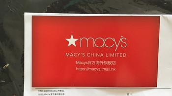 新鲜直达 Macy's Charter Club 女款V领羊绒衫 开箱