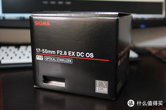 不用纠结的挂机好头——SIGMA 适马17-50/F2.8 变焦镜头开箱