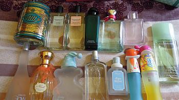 已出坑的香水爱好者的收藏分享