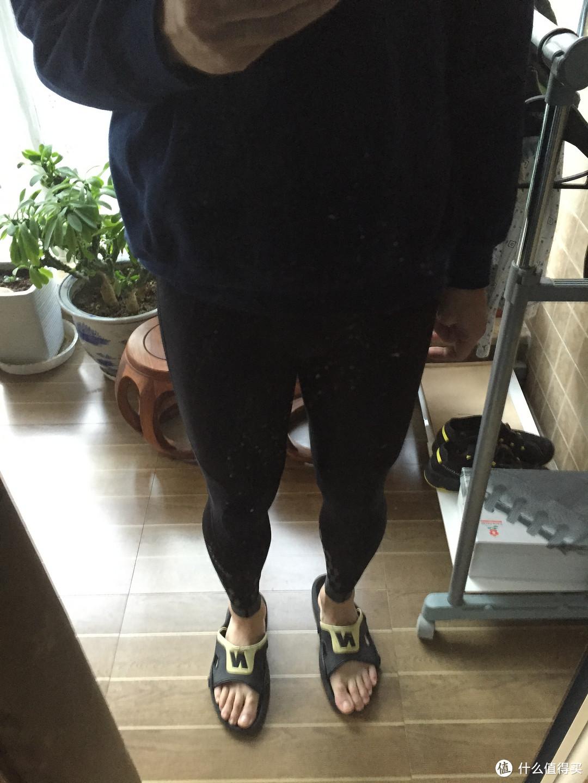 小众的一次尝鲜:Mizuno 美津浓 BG8000 II 男士压缩裤