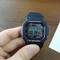 卡西欧 G-Shock GWM5610-1 男款表选择原因(品牌|表带|重量)