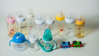奶瓶总动员!选购各种材质、各个品牌奶瓶之攻略