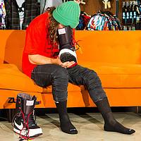单板雪鞋Nitro Team TLS 2015 简单开箱