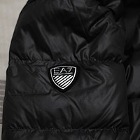 廉价与品质 一整年的着装 篇三:厚实可靠的温暖 Emporio Armani 7 阿玛尼羽绒服
