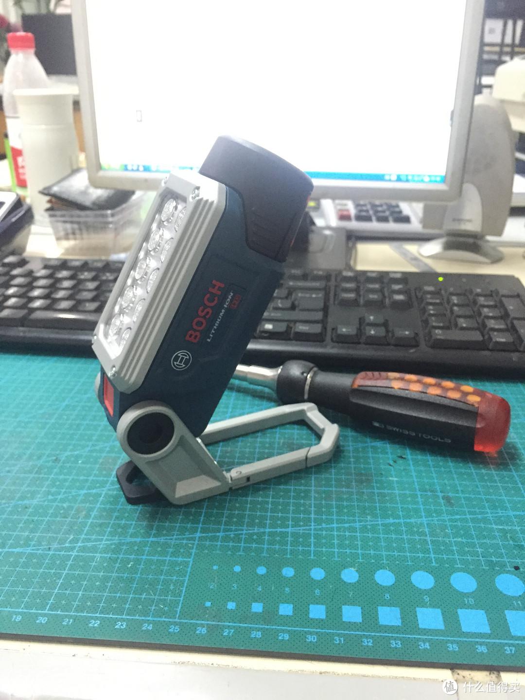 Bosch 博世 FL 12 led 工作灯各种视频评测