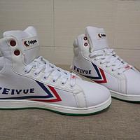 新春国货飞跃鞋,从脚做起