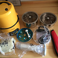 带饭族的大神器:十度良品 SD-975 智能预约电热饭盒