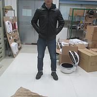 Myhabit购入VINCE CAMUTO Bomber 皮衣