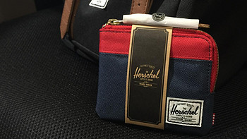 Herschel Supply Co.Johnny 零钱包 简单晒