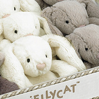 送给干女儿的生日礼物——官网购入jellycat害羞兔及操作指南