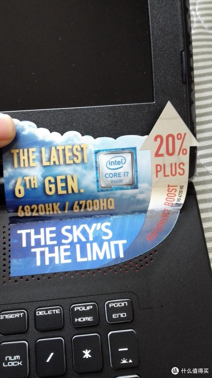 美亚msi微星 GT72S G-037,17.3寸笔记本电脑