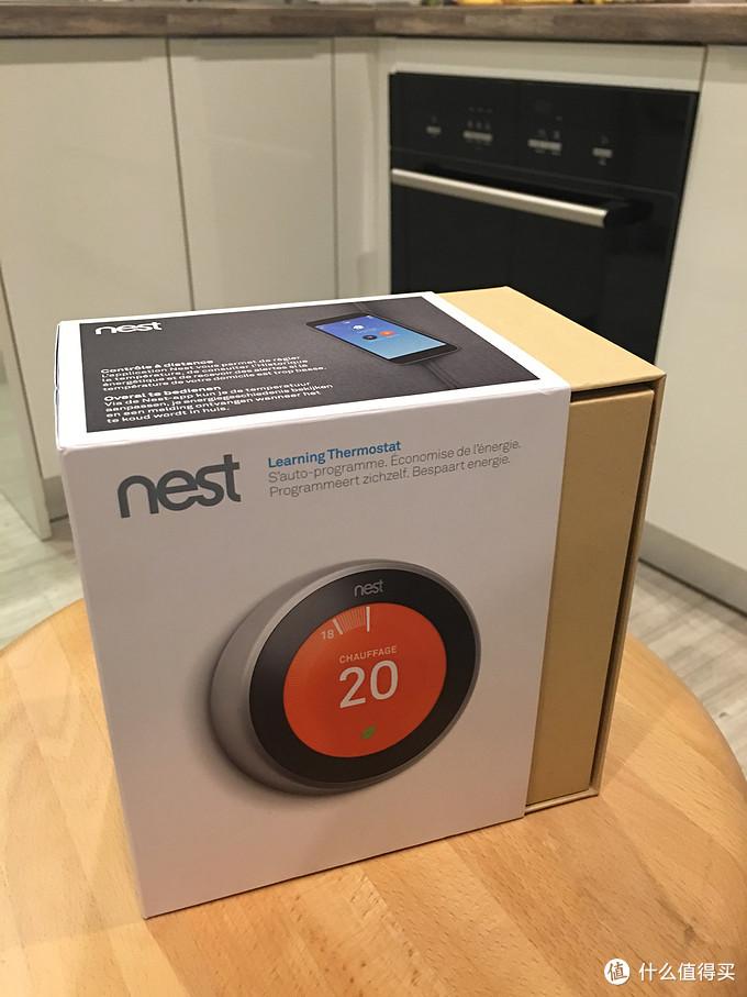 第三代Nest Learning Thermostat(欧版)简单小测