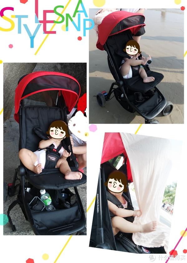 娃娃出行利器:婴儿背带和婴儿车