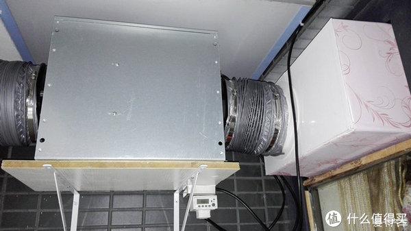 我也来DIY正压新风系统,非FFU方案 篇一:正压新风安装篇