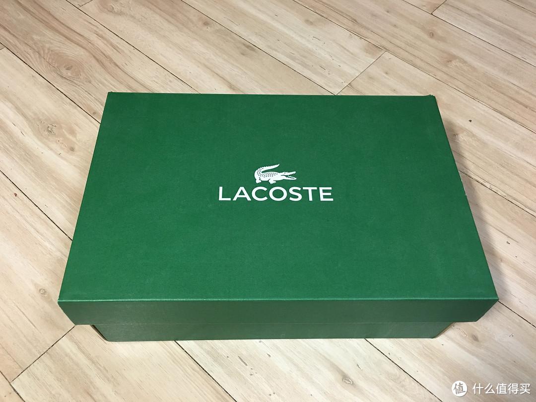 Lacoste Giron TCL Fashion Sneaker 法国鳄鱼男士休闲鞋