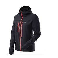 晒单第2篇—HAGLOFS 女士软壳冲锋衣Haglofs Rando Q Stretch Hood Jacket