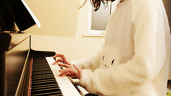 YAMAHA电钢琴 [CLAVINOVA系列] CLP-535开箱