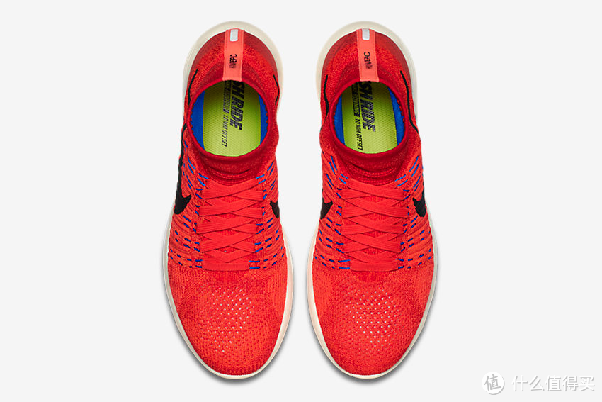 Lunarlon活塞+足球式袜筒:NIKE 耐克 发布 全新跑鞋 LunarEpic Flyknit