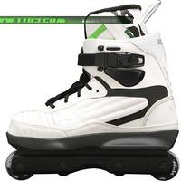 USD Carbon3 Franky Morales 极限 轮滑鞋开箱