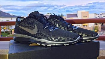 官图更美的一双鞋:Nike 耐克 Free 5.0 TR 轻量女子跑鞋开箱