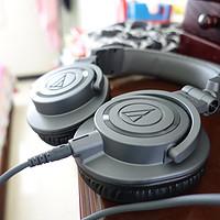铁三角 M50x 耳机购买理由(预算|驱动)