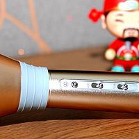 到哪里都能唱歌:途迅K068无线蓝牙话筒开箱简测