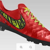 耐克VI-AG足球鞋使用感受(质量 尺码)