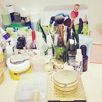 #最美梳妆台#缓慢生长 篇一:我的面部清洁用品分享