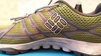 就是这么不值钱:Columbia 哥伦比亚Conspiracy III男款越野跑鞋