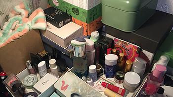 #最美梳妆台#护肤篇:化妆品啊多是水,用起来哪都是钱