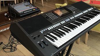 #本站首晒# YAMAHA 雅马哈 最新款高端电子琴 PSR-S970 开箱