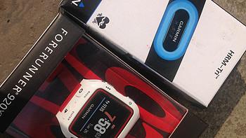 GARMIN 佳明 Forerunner 920XT GPS心率运动表 一个月使用感受