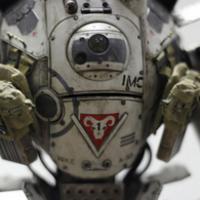 收藏类-模型/手办/兵人 篇一:Threezero 3A 1/12 TITANFALL 泰坦陨落 阿特拉斯 外骨机甲/Pilot