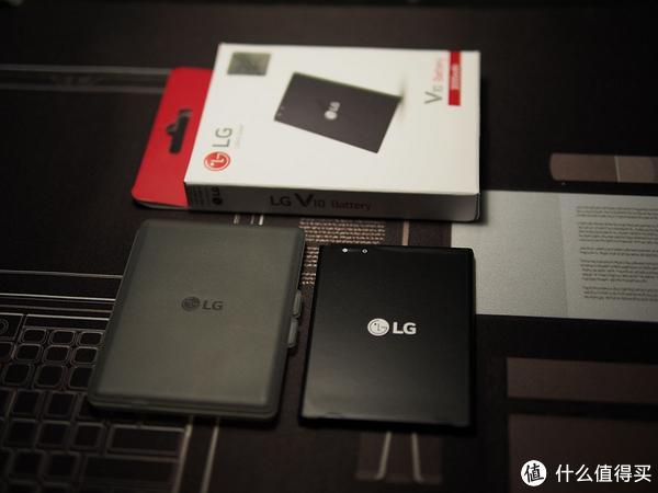 #首晒# V or G,谁才是LG的真旗舰?LG V10 双屏手机 开箱